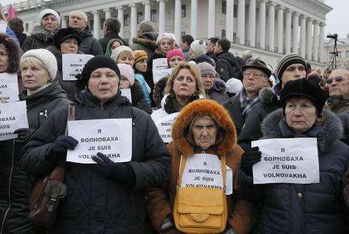 'I am Volnovakha'