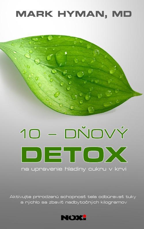 Obal knihy 10-dňový detox