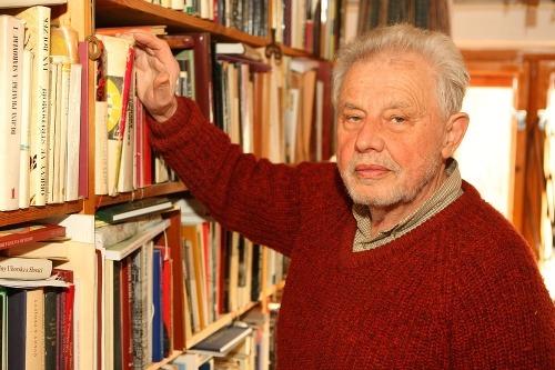 Historik Pavel Dvořák