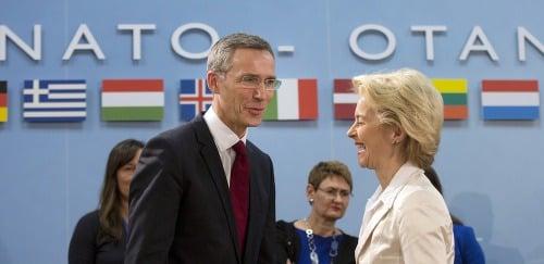 Generálny sekretár NATO Jens