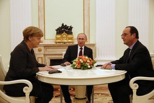 Veľké mierové rokovanie lídrov