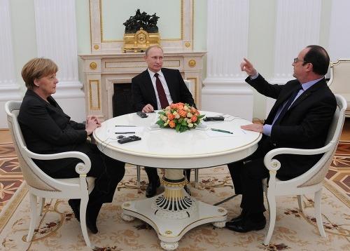 Vladimir Putin, Francois