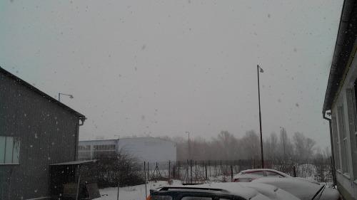 Sneh opäť útočí: Kolabuje