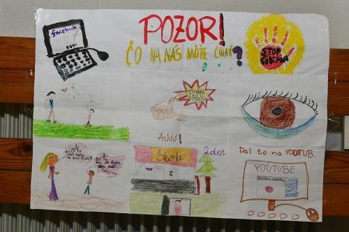 Na slovenské deti útočí