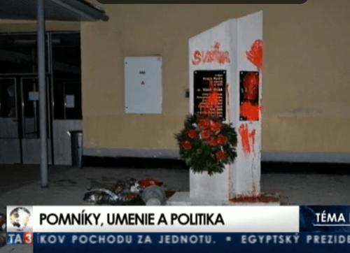 Kontroverzná Biľakova busta zmizla: