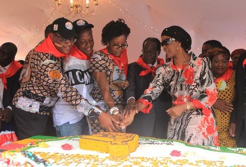 Mugabe (91) to riadne