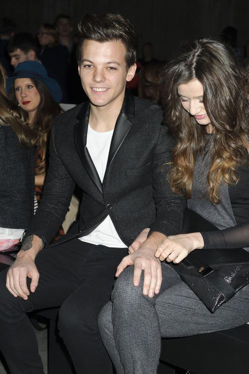 Louis Tomlinson a Eleanor