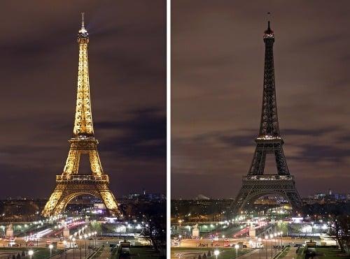 Hodina Zeme v Paríži