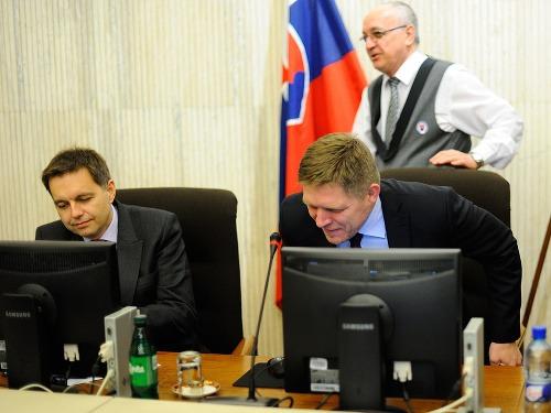 Zasadnutie vlády otvoril Ficov