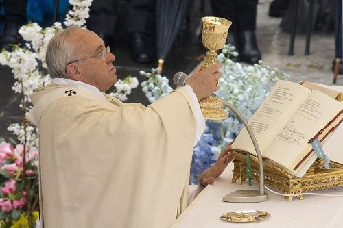 Veľkonočná omša vo Vatikáne