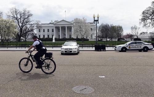 Prezidentské sídlo zostalo bez