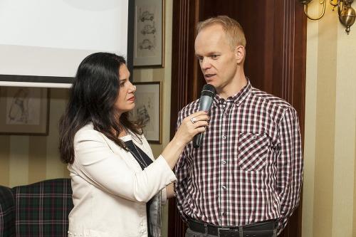 Zľava: MUDr. Zuzana Žilinská,