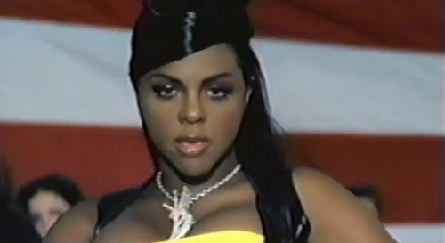 Lil Kim kedysi