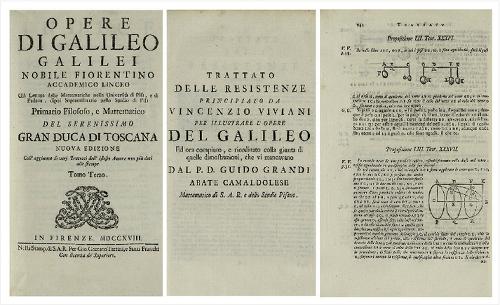 GALILEO Galilei – Opere