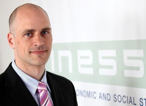 Juraj Karpiš z inštitútu