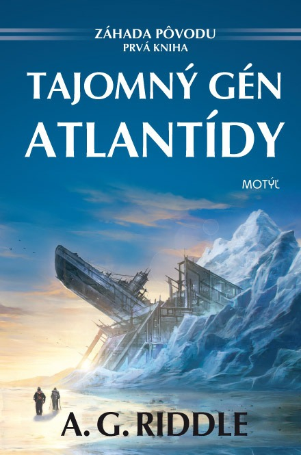Tajomný gén Atlantídy zasiahol