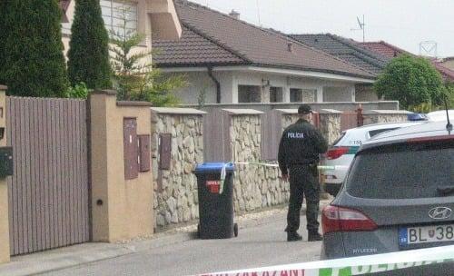 FOTO policajná razia v