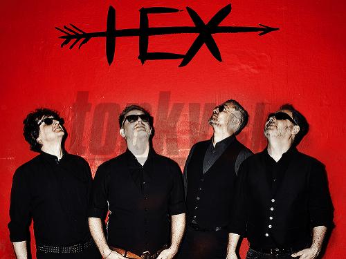Hex - Nový singel