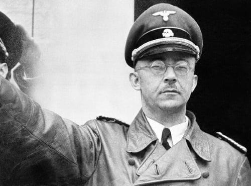 Nacisti vraj chceli zničiť