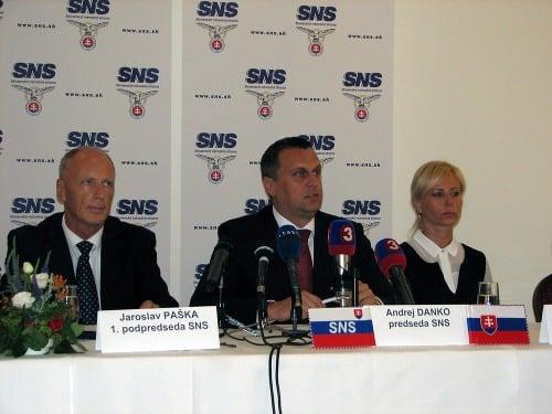 Jaroslav Paška, predseda strany