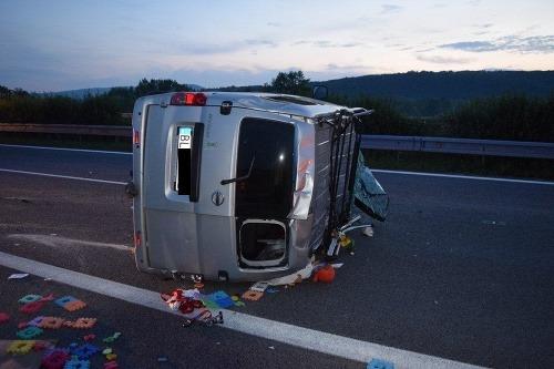 FOTO Vážna nehoda na