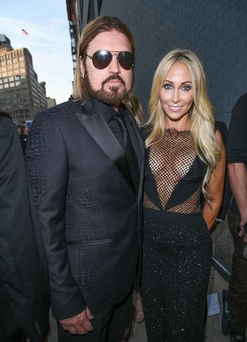 Rodičia Miley Cyrus.