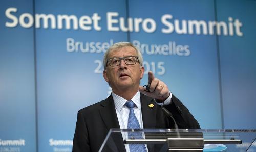 Predseda Európskej komisie Jean-Claude