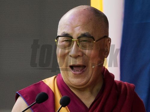 Dalajláma oslavuje jubilejných 80