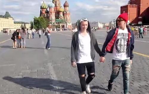 Homosexuáli to v Rusku