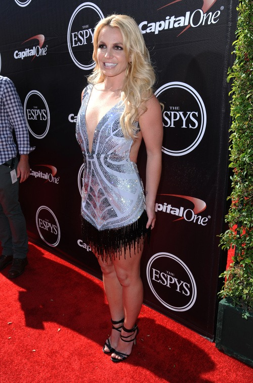Britney Spears miluje trblietavé