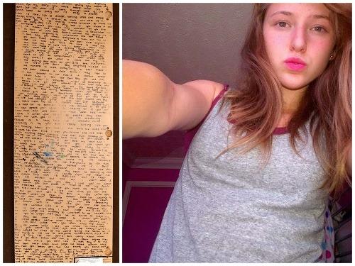 Athena napísala svoj odkaz