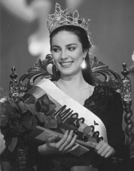 Miss ČSSR 1989 v