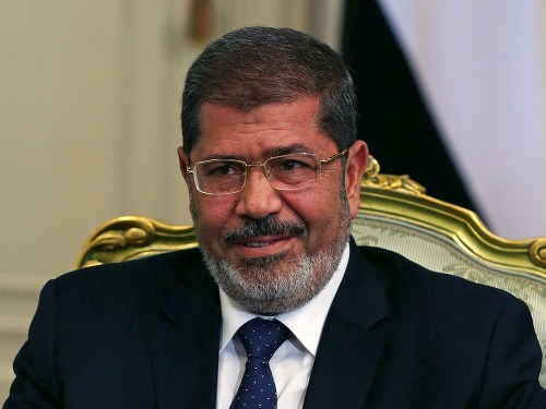 Exprezident Muhammad Mursí