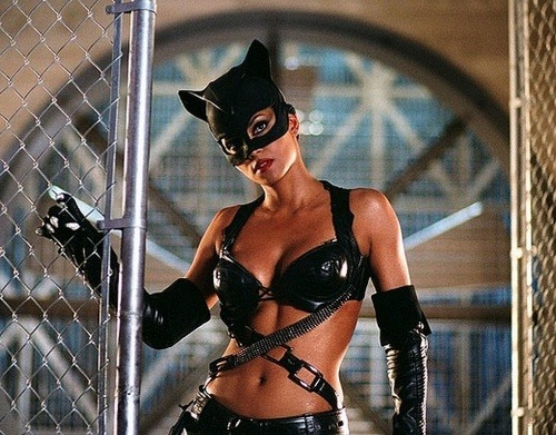 Halle Berry ako Catwoman