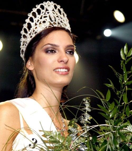 Veronika Husárová, Miss Slovensko
