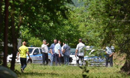 Polícia na hraniciach zadržala
