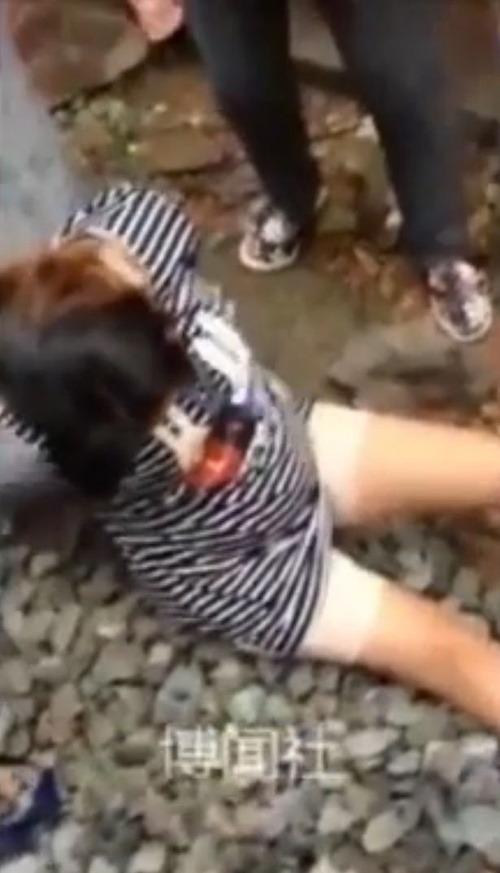 Otrasné VIDEO z Číny: