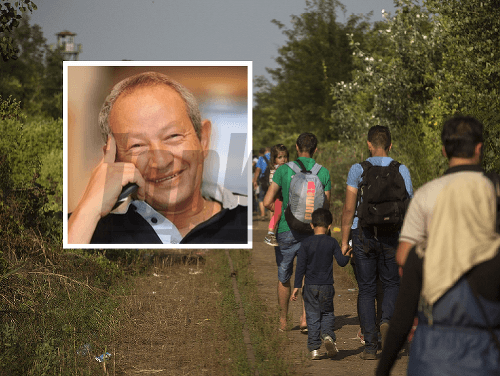 Naguib Sawiris kritizuje prístup