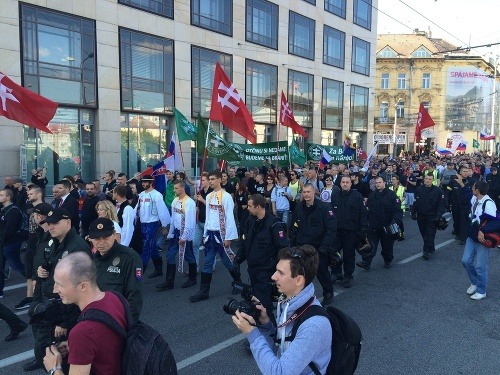 V Bratislave zvíťazila ľudskosť: