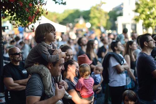 Účastníci koncertu na podporu