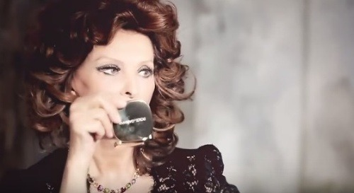 Sophia Loren sa objavila