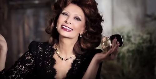Sophia Loren ma tvár