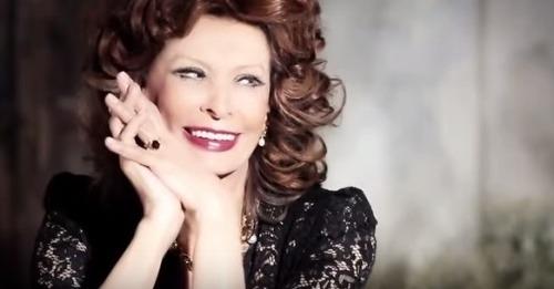 Sophia Loren ani s
