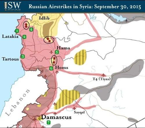 Rozdelenie Sýrie podľa toho,