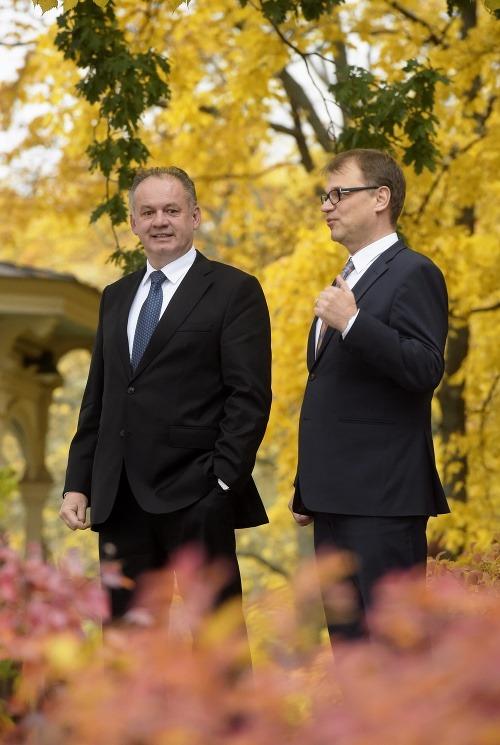 Prezident SR Andrej Kiska