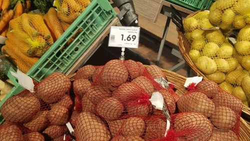 Porovnanie cien potravín 11