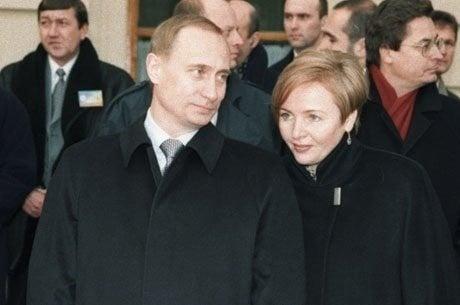 Odhalili majetky Putinových dcér: