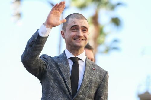 Daniel Radcliffe má hviezdu