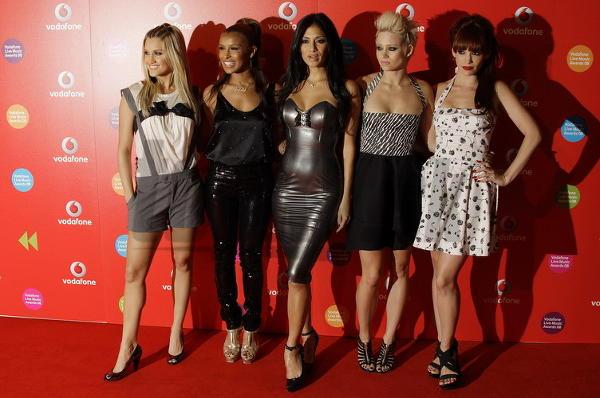 Pussycat Dolls kedysi.