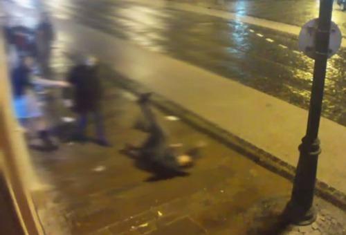 Video odhalilo brutalitu útoku